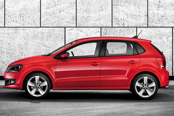 VW Polo review 2009