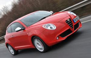 Alfa Romeo Mito review 2009