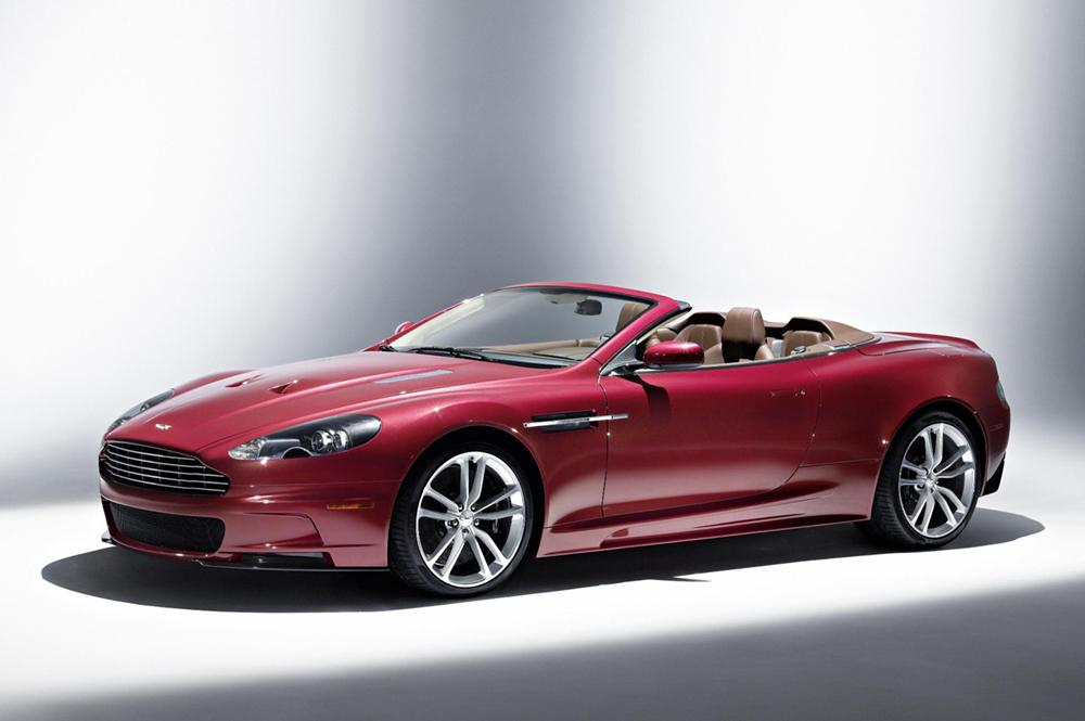 Aston Martin DBS review 2008