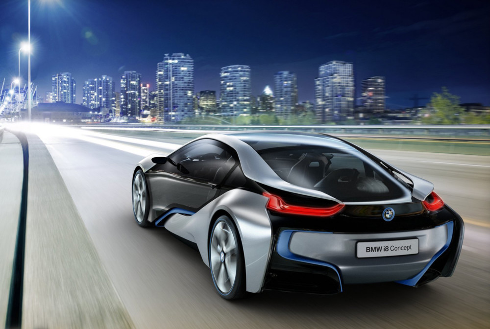 BMW electric